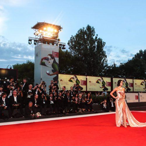 Red carpet del Festival del Cinema di Venezia 2018, foto di Mairo Cinquetti