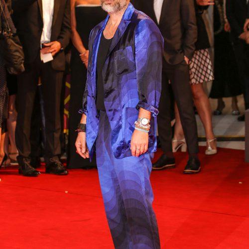 Thom Yorke al red carpet del Festival del Cinema di Venezia 2018, foto di Mairo Cinquetti