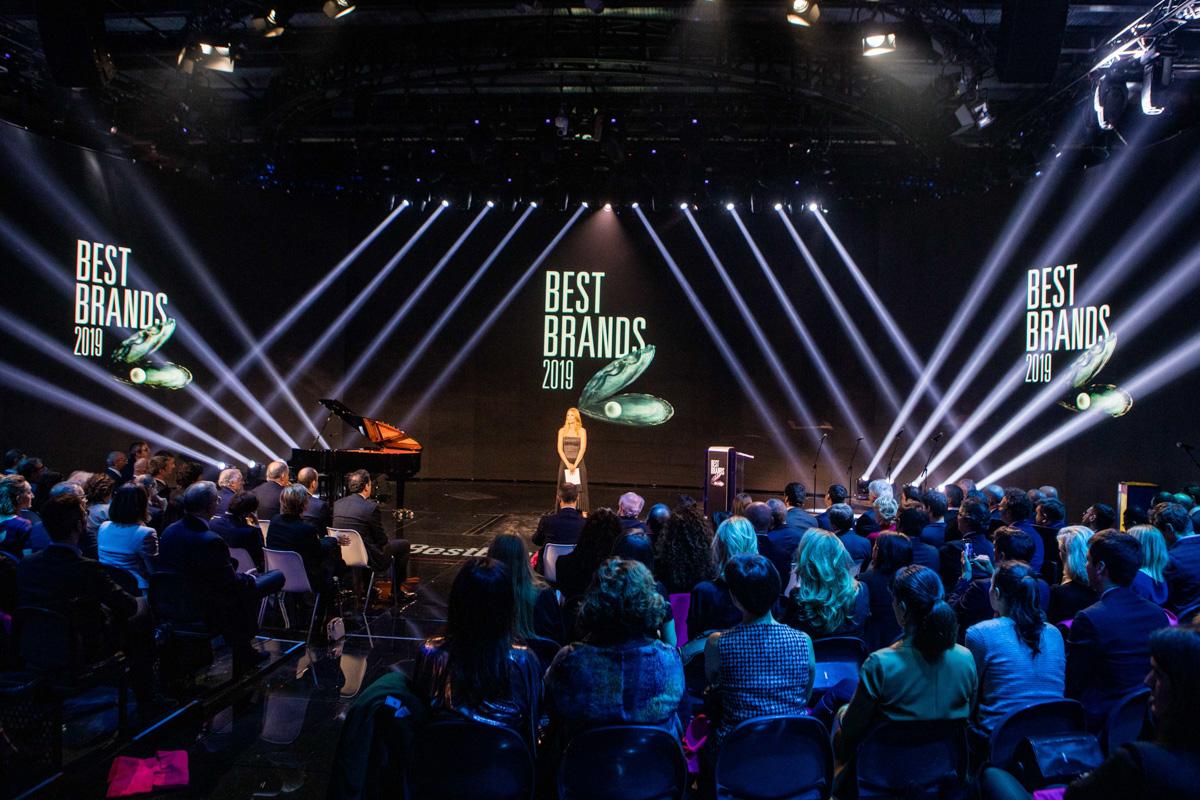 Evento Best Brands agli Studi Rai di Milano, foto di Mairo Cinquetti
