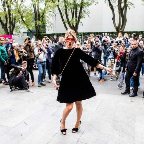 Mairo Cinquetti Emma Marrone Armani