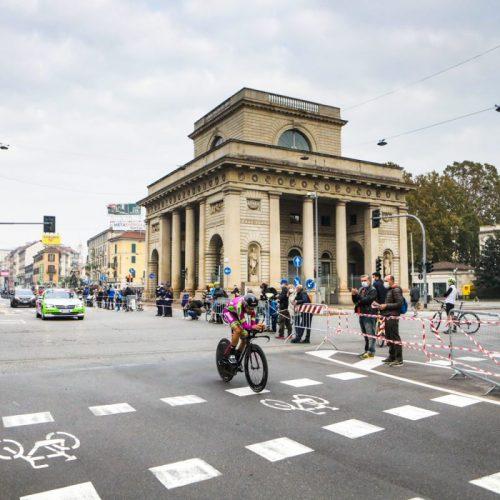 Tappa finale del Giro d'Italia a Milano, foto di Mairo Cinquetti