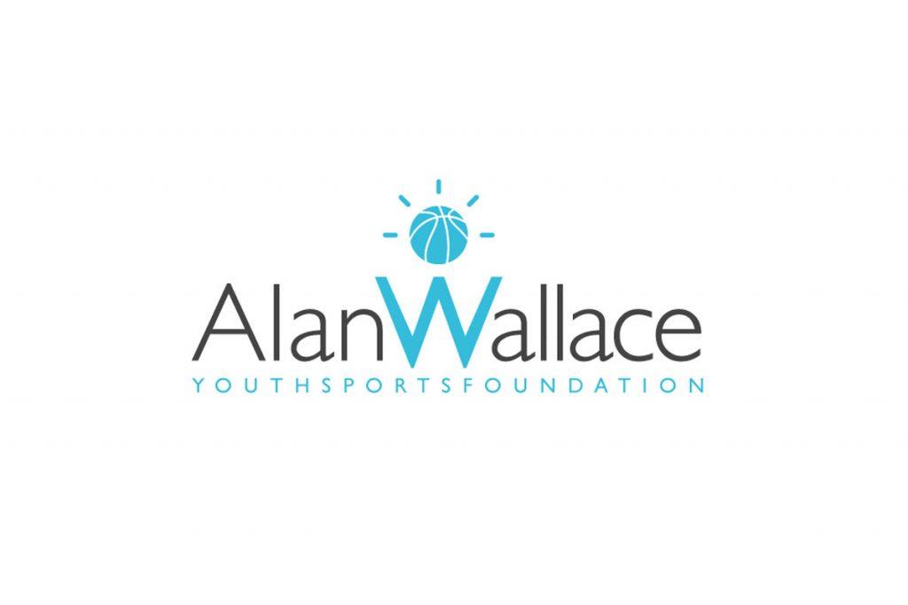 Logo design di Alan Wallace realizzato da Mairo Cinquetti