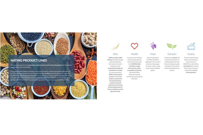 Realizzazione grafica di brochure per aziende di Mairo Cinquetti