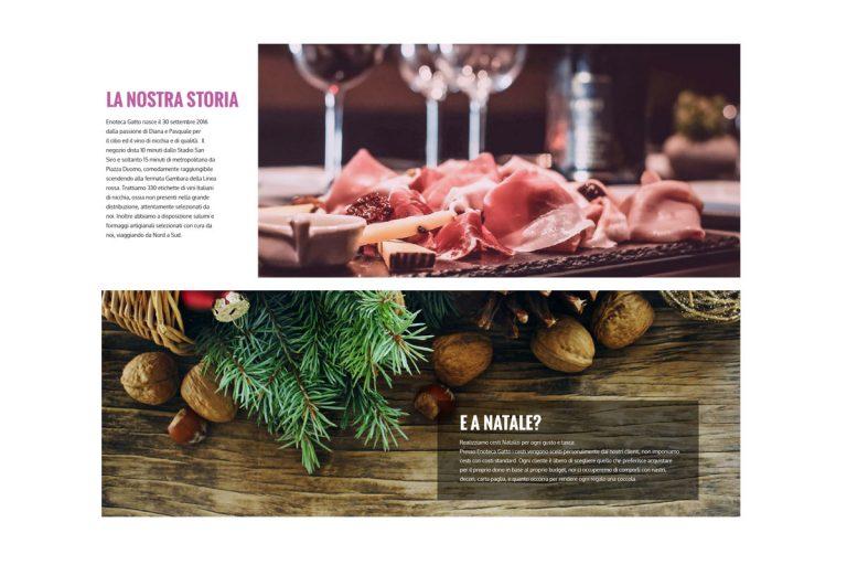 Brochure per aziende vinicole