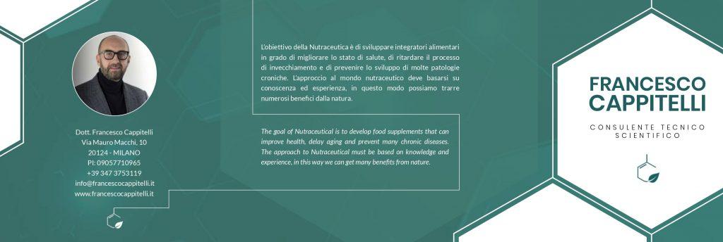 Realizzazione grafica di brochure per aziende realizzate da Mairo Cinquetti
